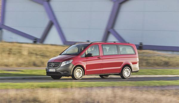 Mercedes-Benz Vito доступен по специальной программе кредитования