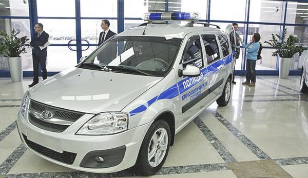 АВТОВАЗ готовит специальные «Ларгусы» для МЧС и полиции