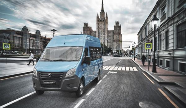 ГАЗ работает над новой моделью низкопольного городского микроавтобуса