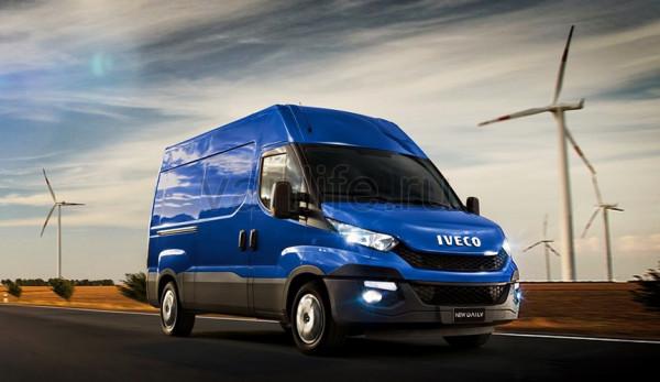 Компания Iveco представила линейку фургонов Daily класса Евро 6