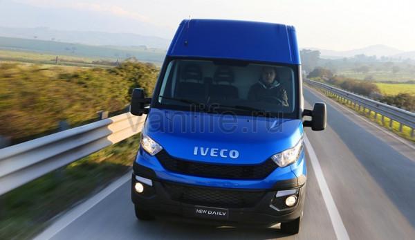 Iveco запускает новый пассажирский микроавтобус Daily