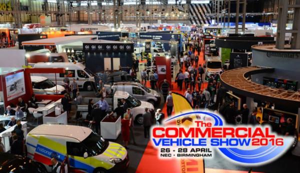 Международное автошоу коммерческого транспорта Commercial Vehicle Show 2016