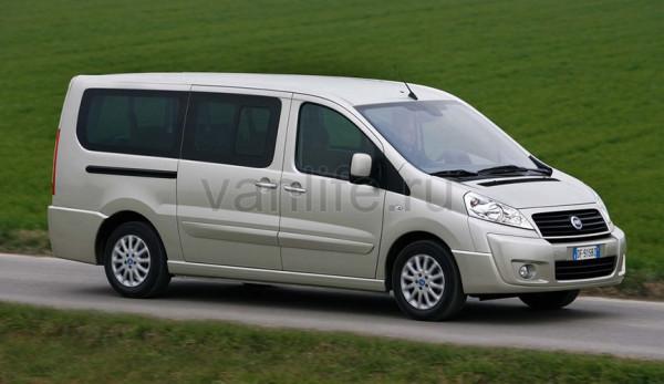 Fiat Scudo прекращает поставки в Россию и другие страны.