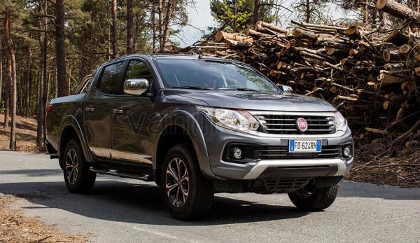 Fiat Fullback теперь в России