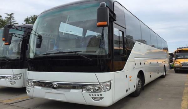 Компания Yutong на Busworld Russia powered by Autotrans