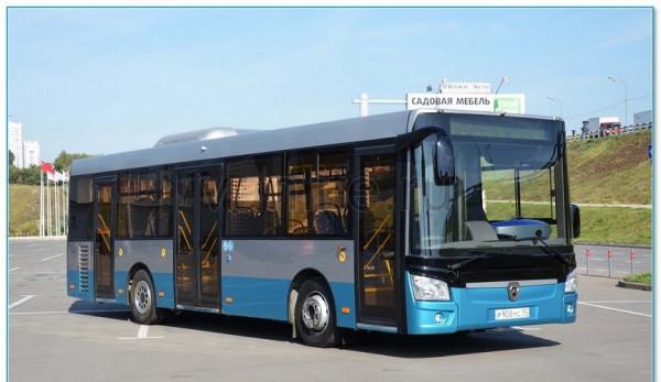 «Группа ГАЗ» на Busworld Russia