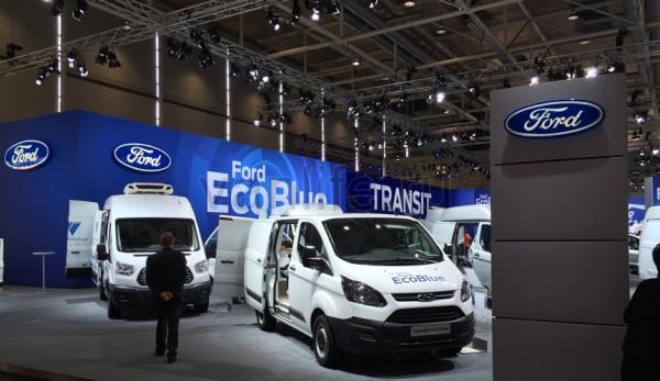 Ford на выставке IAA 2016 в Ганновере