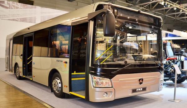 «Группа ГАЗ» представляет автобусы «Евро-5» на выставке Busworld