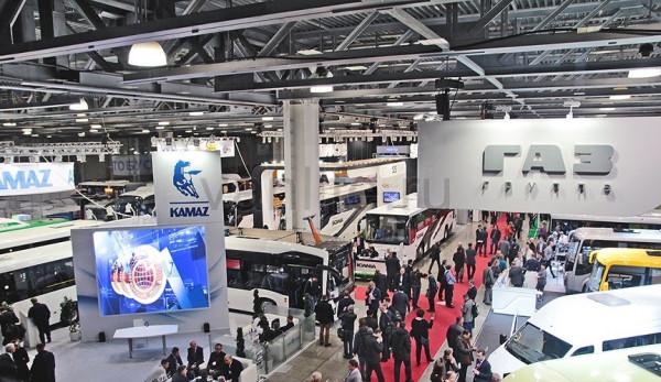 BusWorld 2016 в Москве