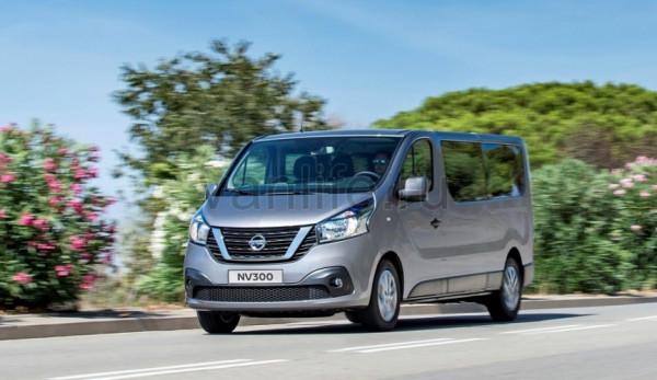 Объявлены цены на новый Nissan NV300