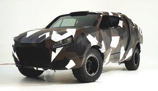 Volkswagen построил Amarok в стиле «MAD MAX»