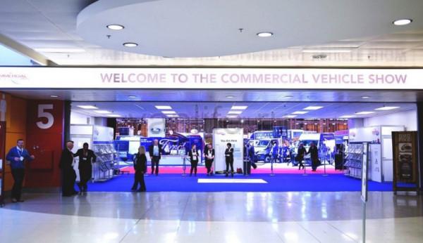 Выставка коммерческого транспорта Commercial Vehicle Show Birmingham-2017