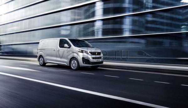 В этом году в России появится новый Peugeot Expert