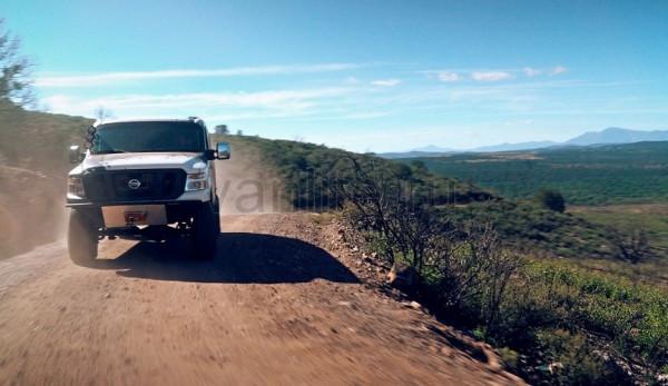 Компания Nissan приготовила внедорожник класса LCV