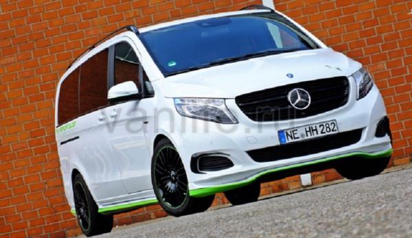 Mercedes-Benz V-класса от немецкого тюнинг-ателье Hartmann