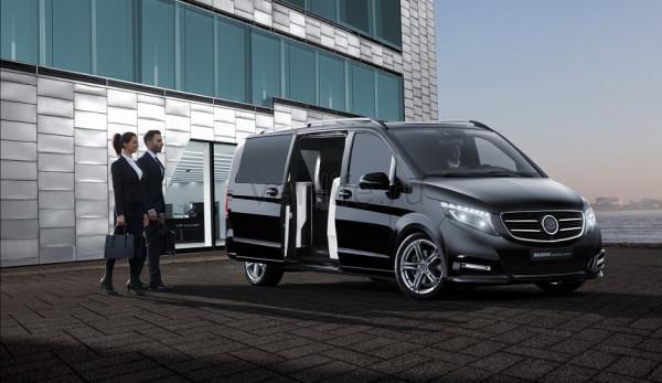 Brabus Mercedes V-Class фургон бизнес-класса
