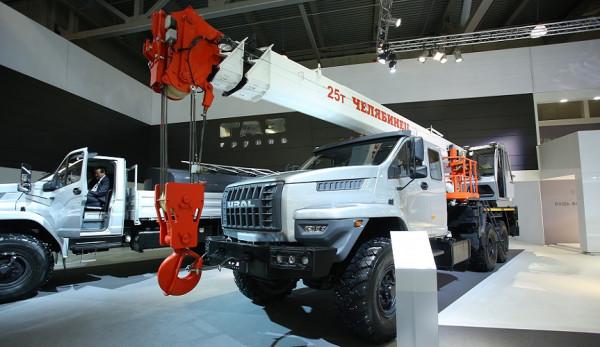 Международная выставка коммерческого автотранспорта - COMTRANS 17 увеличивает площади экспозиции