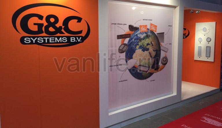 «G&C Systems BV» на Busworld 2015