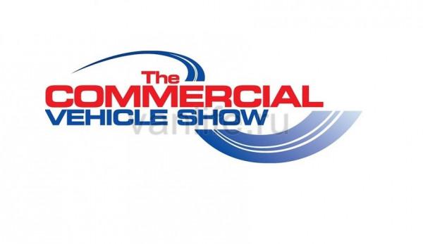 Выставка коммерческого транспорта Commercial Vehicle Show Birmingham-2016